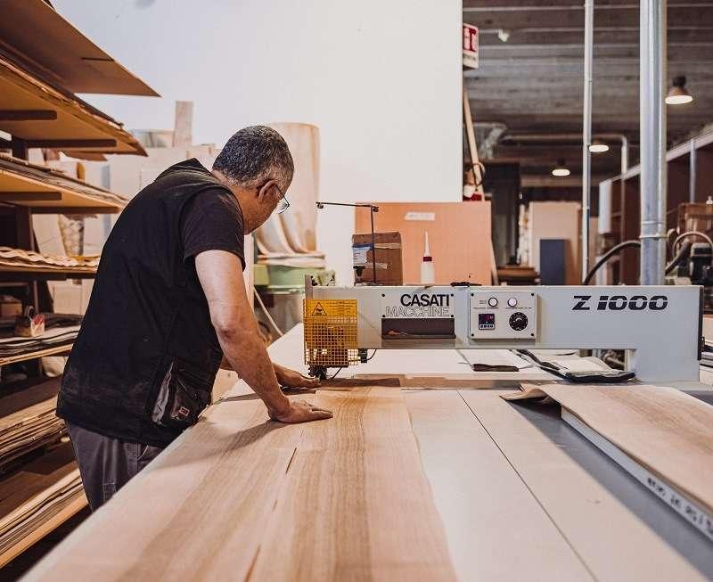 Gaudio Spazio Design - Produzione in Italia