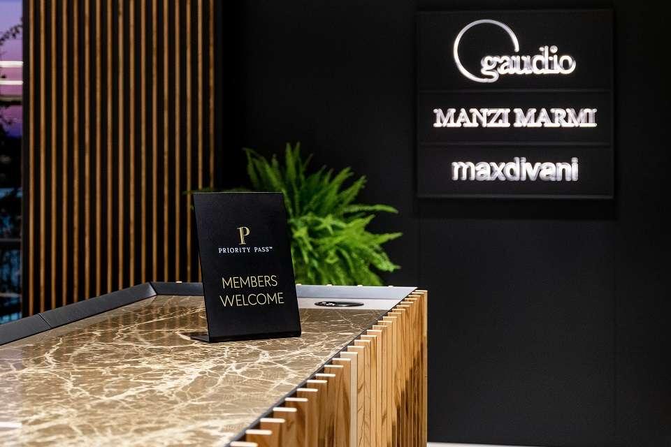 Gaudio Spazio Design - Gaudio VIP Lounge - Aeroporto di Bari