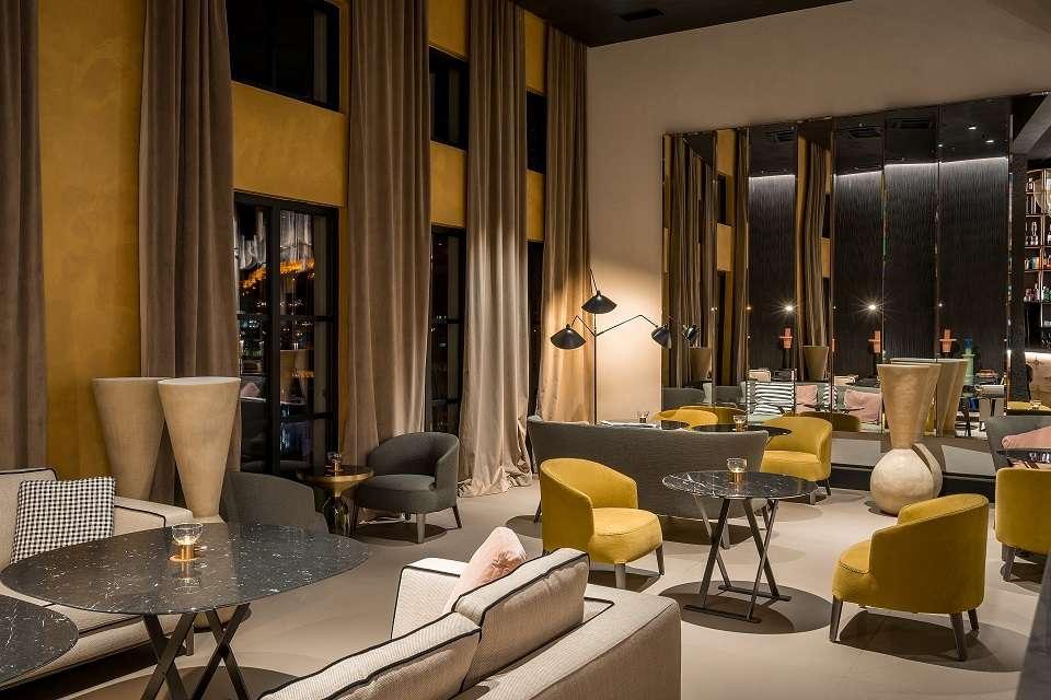 Gaudio Spazio Design - Hotel Monograph - Tbilisi