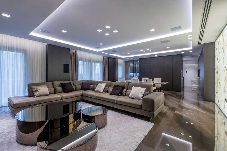 Gaudio Spazio Design - Solutions - Residential